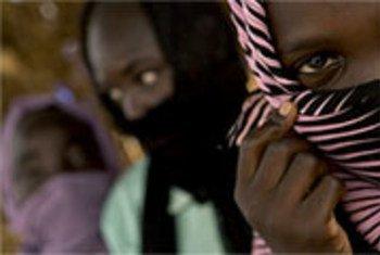 Msichana mwenye umri wa miaka 12  akiyebakwa na vikosi vya wanajeshi Sudan