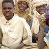 Des enfants de la région du Darfour.