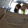The World Food Programme (WFP) donates High Energy Biscuits