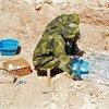 Armas químicas<br>(Foto de archivo)