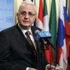 Ambassador Neven Jurica of Croatia