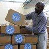 Face à l'épidémie de choléra au Zimbabwe, l'OMS a envoyé des fournitures médicales pour traiter 50.000 peronnes.