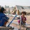 巴基斯坦西北部的儿童