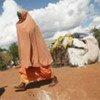 Des réfugiés somaliens au camp de Dadaab au Kenya.