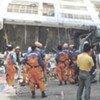 UNDAC organizes international relief for disaster-stricken countries on site