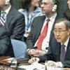 Secretary-General Ban Ki-moon addresses Security Council  following adoption of resolution on Gaza