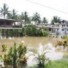 Part of Nausori areas in Fiji under floodwaters