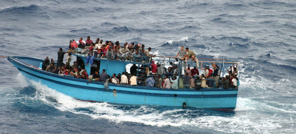 Six people confirmed dead, more missing after small boat