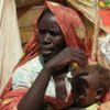 Conditions for civilians in the South Darfur town of Muhajeria are getting worse
