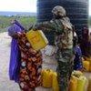 Les activités humanitaires ont rendu l'AMISOM populaire auprès des Somaliens.