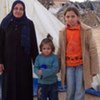 Gazans whose homes were damaged or destroyed in the Israeli offensive are now living in temporary accomodations