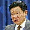 Under-Secretary-General for Economic and Social Affairs Sha Zukang