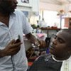 Barber Shops and Beauty Salons Promote HIV Education in Guyana