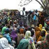 UNHCR workers interviewing people who fled Central African Republic into Chad