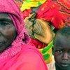 Des civils du Darfour.