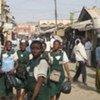 Des enfants au Nigéria.