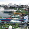 Manille, la capitale des Philippines.