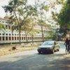Outside the Universidade Nacional Timor-Loro Sa'e
