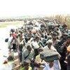 逃离冲突区的平民
