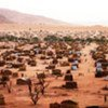 Koloma, a site for displaced people near Goz Beida in Chad