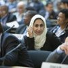 Delegates listening to the proceedings at the 62nd session of the World Health Assembly