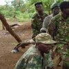 LRA fighters. Phtoto: Voxcom/IRIN