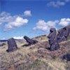 Rapa Nui, le nom autochtone de l'île de Pâques.