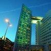 Siège de la Cour pénale internationale à La Haye.