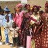 Des femmes mauritaniennes de retour de leur exil au Sénégal.