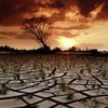 Desertification is caused by climatic variations and human actions