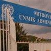 Locaux de la MINUK à Mitrovica.