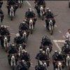 伊朗街头巡逻的警察