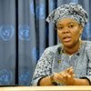 Leymah Gbowee, Executive Director of the Women Peace and Security Network Africa Organization