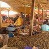 Un marché à Niamey, la capitale du Niger.
