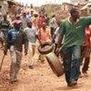 Des centaines de Kenyans ont été déplacés lors des violences post-électorales en 2007-2008.