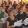 """In Bosnia and Herzegovina, UNDEF supports a project for """"Teacher-Training in Living and Learning Democracy"""""""