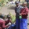 Des enfants tanzaniens.