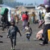 IDPs in town north of Bukavu, capital of South Kivu province [File Photo]