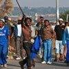 Los sudafricanos acusan a los inmigrantes de robarles el trabajo. Foto: IRIN/Tebogo Letsie