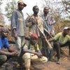 Un groupe de rebelles armés en République centrafricaine