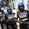 Des femmes policiers servant au sein de la MINUSTAH.