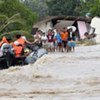 Roads are regularly flooded and washed away in the aftermath of typhoons