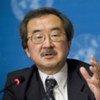 Under-Secretary-General for Communications and Public Information Kiyo Akasaka