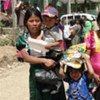 A funding shortfall may force WFP to suspend production and distribution of  a fortified food blend in Guatemala