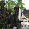 AMISOM peacekeepers