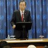 Secretary-General Ban Ki-moon holds monthly press conference  ahead of start of high-level segment of the General Assembly