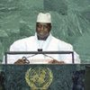 President Yahya A.J.J. Jammeh of Gambia