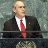 Theodore Brent Symonette, Deputy Prime Minister of the Commonwealth of the Bahamas