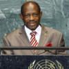 Prime Minister Denzil Douglas of Saint Kitts and Nevis