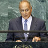 Ahmed Aboul Gheit, Minister for Foreign Affairs of the Arab Republic of Egypt